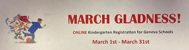 ONLINE Kindergarten Registration for 2021-22