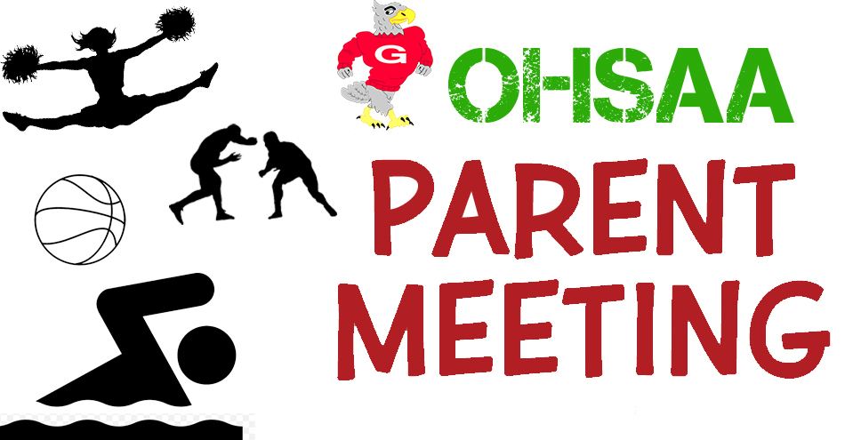 OHSAA Parent Meeting